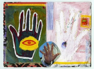 Right and Left Hands, altered