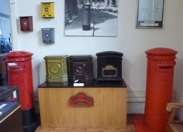 Chilean Postal Service Museum, Santiago