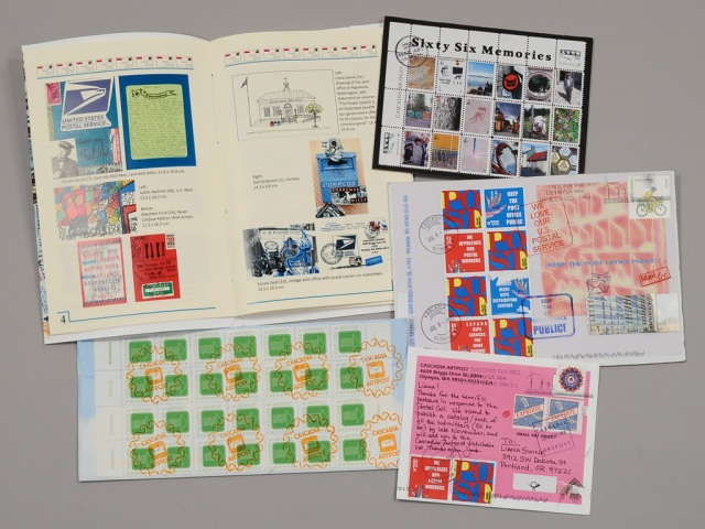 Open Catalog, Artistamps