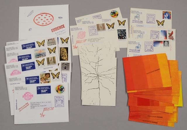 Return Cards/International Addresses