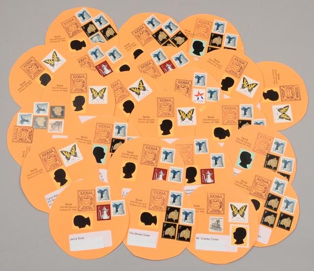 Orange Cards - USA Addresses